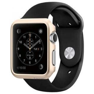 Spigen Apple Watch 42mm 薄型ハードケース ゴールド