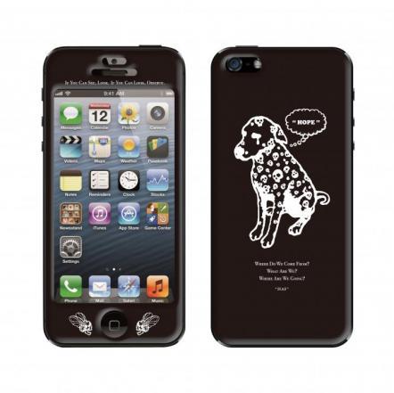 DOG Black  iPhone5