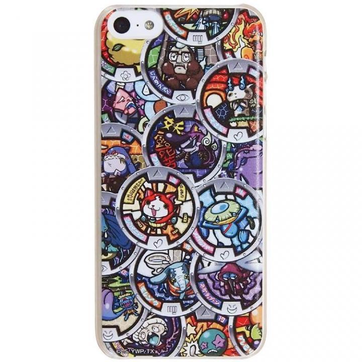 妖怪ウォッチ キャラクターケース メダル iPhone 5cケース_0