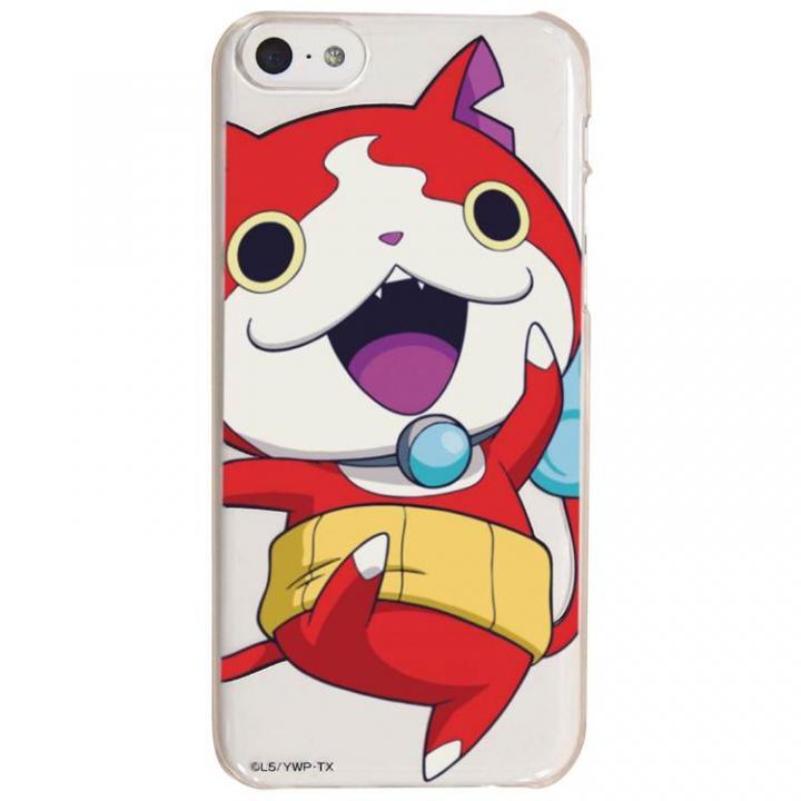 妖怪ウォッチ キャラクターケース ジバニャン アップ iPhone 5cケース_0