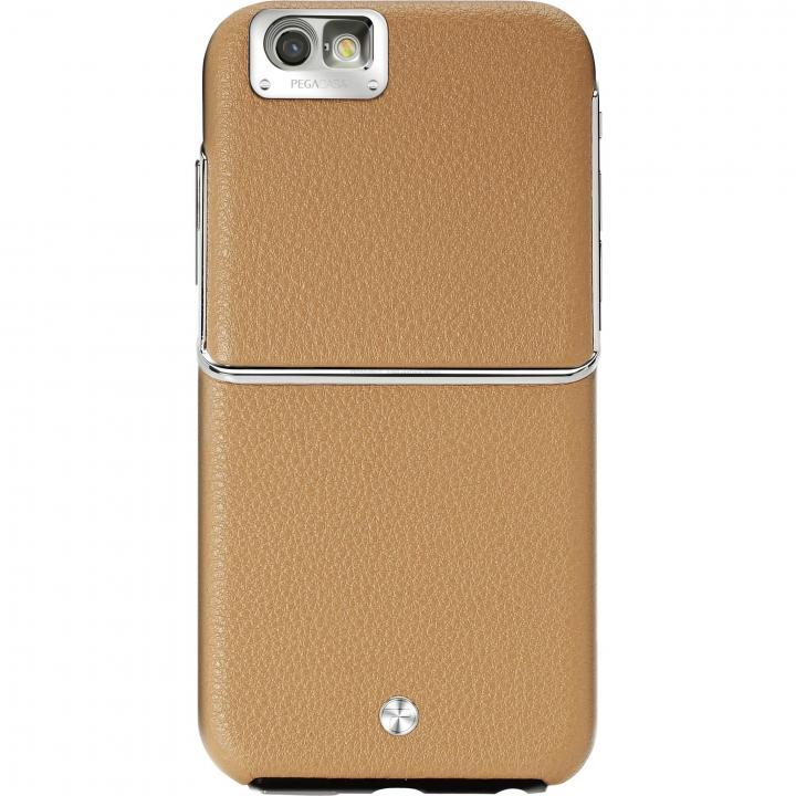 iPhone6 ケース Maestro レザーケース ブラウン iPhone 6_0