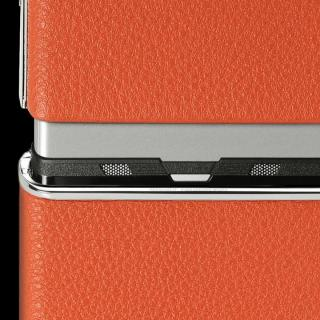 【iPhone6ケース】Maestro レザーケース ブラック iPhone 6_4
