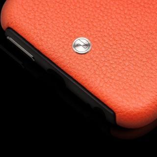 【iPhone6ケース】Maestro レザーケース オレンジ iPhone 6_3