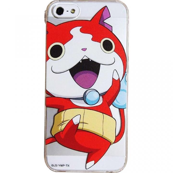 【iPhone SE/5s/5ケース】妖怪ウォッチ キャラクターケース ジバニャン アップ iPhone 5s/5ケース_0