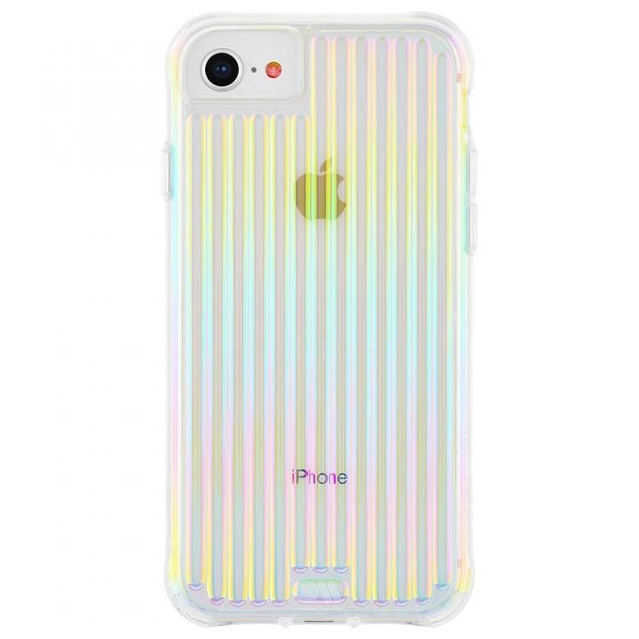Case-Mate Tough Groove Iridescent for iPhone SE 第2世代_0