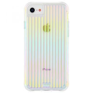 iPhone SE 第2世代 ケース Case-Mate Tough Groove Iridescent for iPhone SE 第2世代