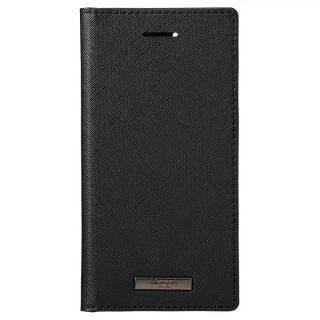 iPhone SE 第2世代 ケース GRAMAS COLORS EURO Passione PUレザー手帳型ケース Black iPhone SE 第2世代