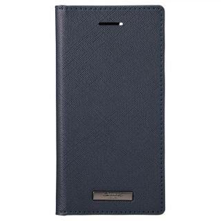 iPhone SE 第2世代 ケース GRAMAS COLORS EURO Passione PUレザー手帳型ケース Navy iPhone SE 第2世代