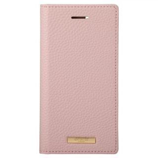 iPhone SE 第2世代 ケース GRAMAS COLORS Shrink PUレザー手帳型ケース Pink iPhone SE 第2世代