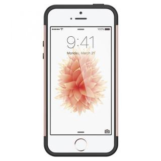 【iPhone SE/5s/5ケース】Spigen スリム・アーマー 耐衝撃ケース ローズゴールド iPhone SE/5s/5_8