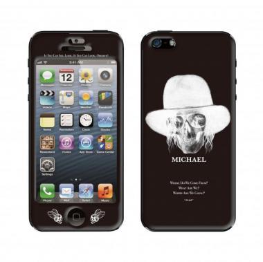 【iPhone SE/5s/5ケース】MICHAEL B  iPhone5