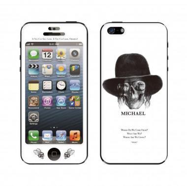 【iPhone SE/5s/5ケース】MICHAEL W  iPhone5