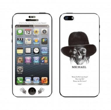 【iPhone SE/5s/5ケース】MICHAEL W  iPhone5