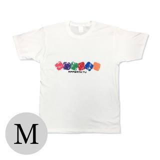 AppBank TV Tシャツ ホワイト Mサイズ