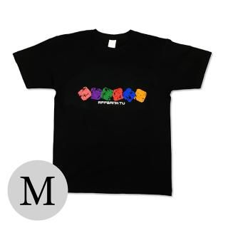 AppBank TV Tシャツ ブラック Mサイズ
