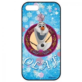 アナと雪の女王 ディズニー スライド式ケース オラフ iPhone SE/5s/5ケース