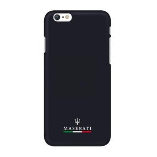 イタリア「マセラティ」社公認 ライン ハードケース ネイビー iPhone 6