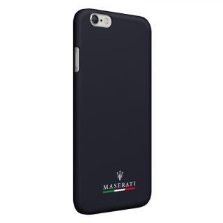 【iPhone6ケース】イタリア「マセラティ」社公認 ライン ハードケース ネイビー iPhone 6_1