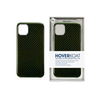 iPhone 11 Pro Max ケース HoverKoat フルカーボンケース エメラルグリーン iPhone 11 Pro Max