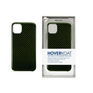 iPhone 11 ケース HoverKoat フルカーボンケース エメラルグリーン iPhone 11