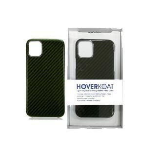iPhone 11 Pro ケース HoverKoat フルカーボンケース エメラルグリーン iPhone 11 Pro