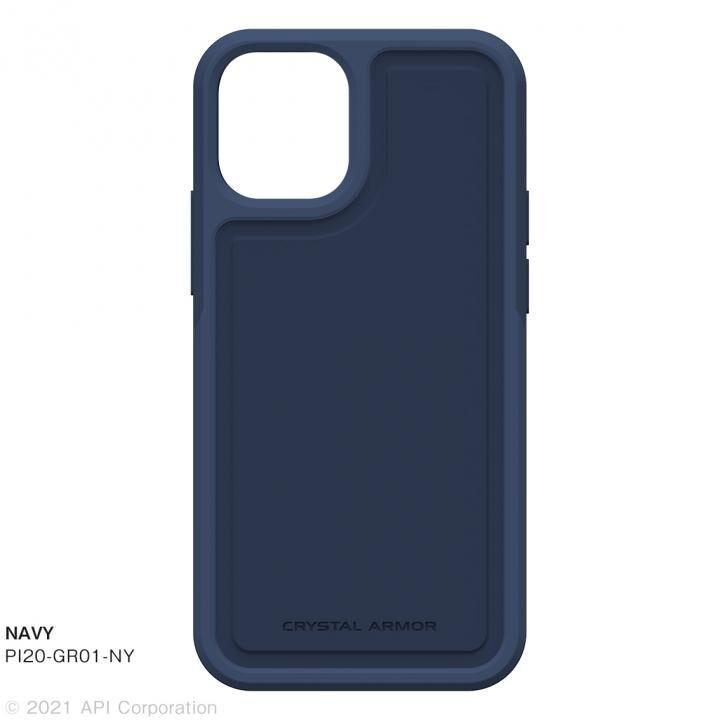 GRIP iPhoneケース NAVY iPhone 12 mini_0