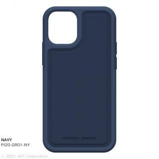 iPhone 12 mini (5.4インチ) ケース GRIP iPhoneケース NAVY iPhone 12 mini