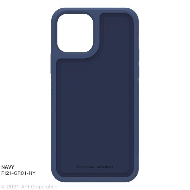 GRIP iPhoneケース NAVY iPhone 12 /12 Pro_0