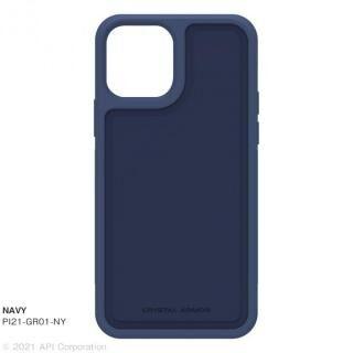 iPhone 12 / iPhone 12 Pro (6.1インチ) ケース GRIP iPhoneケース NAVY iPhone 12 /12 Pro