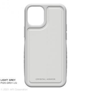 iPhone 12 mini (5.4インチ) ケース GRIP iPhoneケース LIGHT GREY iPhone 12 mini