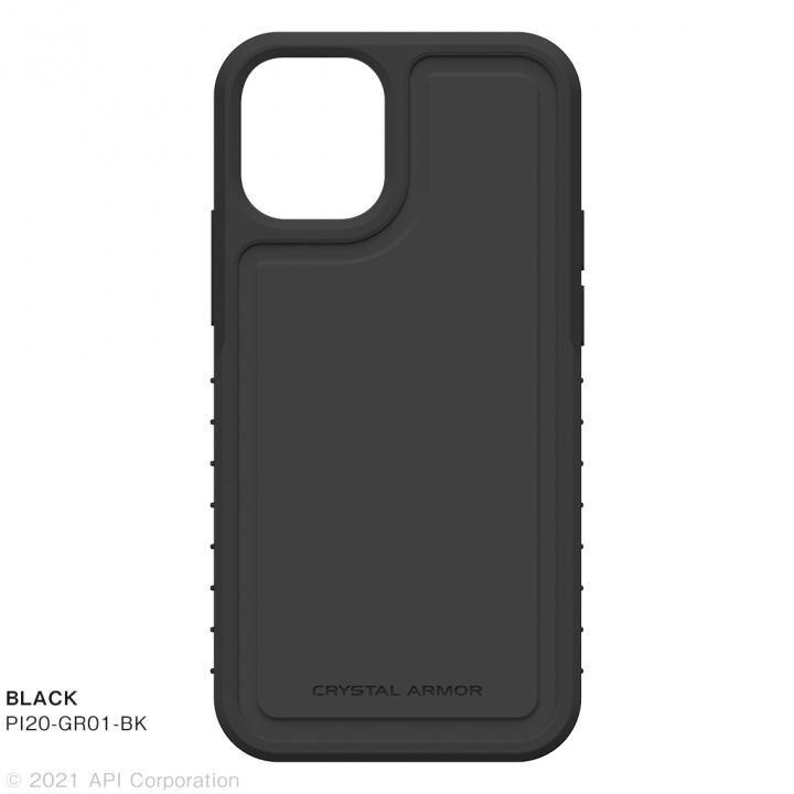 GRIP iPhoneケース BLACK iPhone 12 mini_0