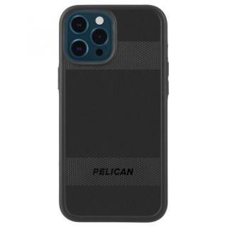 iPhone 12 Pro Max (6.7インチ) ケース Pelican MagSafe対応・抗菌・耐衝撃ケース Protector - Black for iPhone 12 Pro Max【5月下旬】