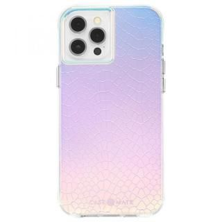 iPhone 12 Pro Max (6.7インチ) ケース Case-Mate 抗菌・耐衝撃ケース Iridescent Snake for iPhone 12 Pro Max