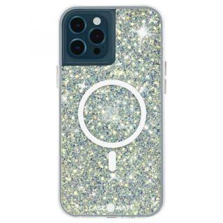 iPhone 12 Pro Max (6.7インチ) ケース Case-Mate MagSafe対応・抗菌・耐衝撃ケース Twinkle Stardust iPhone 12 Pro Max【5月下旬】