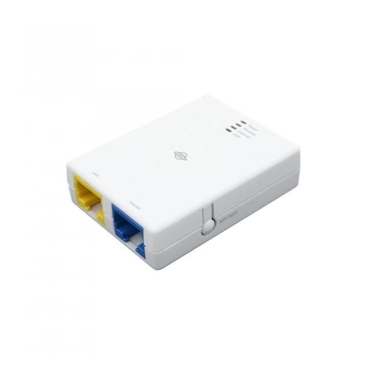 150MbpsリアルポータブルWi-Fiポケットルータ (ちびファイ)