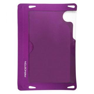 IPX8対応 防水ケース パープル iPad mini/2/3