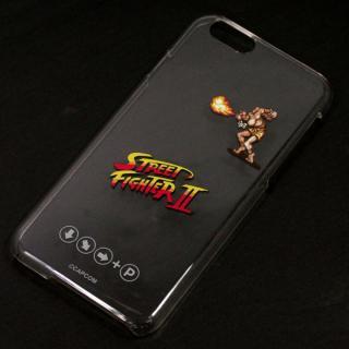 【iPhone6ケース】ストリートファイターII クリアハードケース ヨガファイア・ダルシム iPhone 6_2