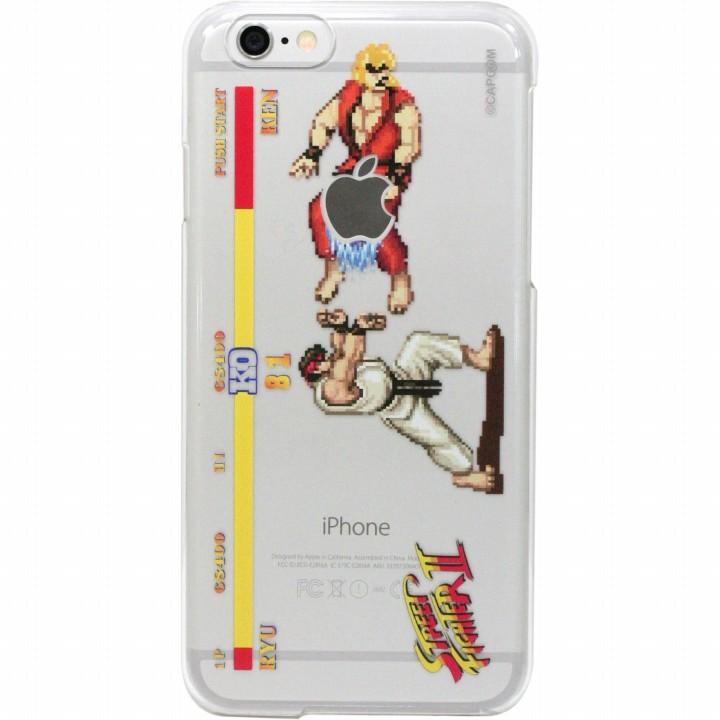 iPhone6 ケース ストリートファイターII クリアハードケース 波動拳 iPhone 6_0