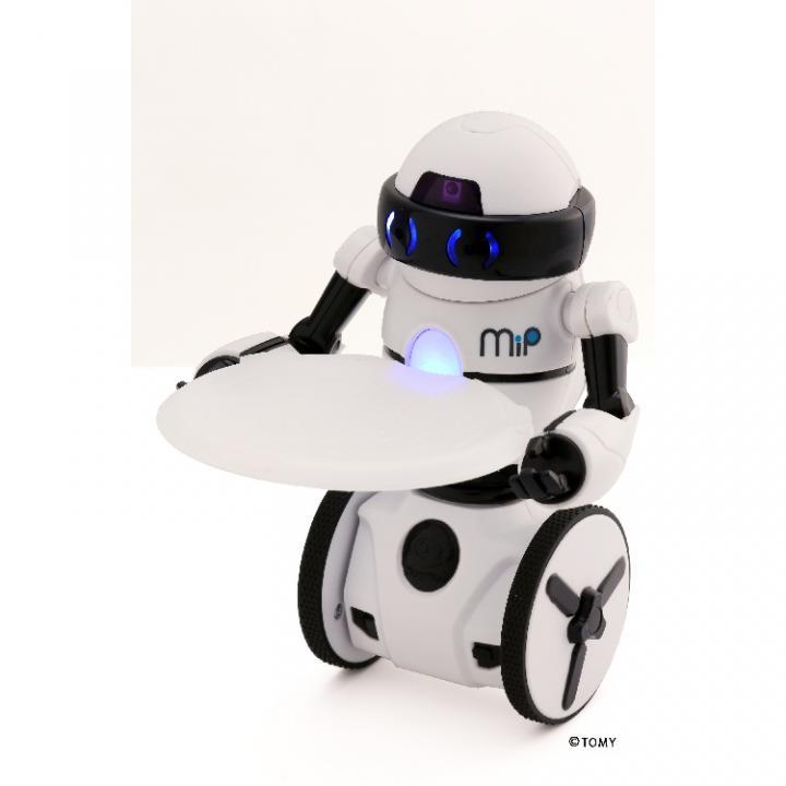 自立二輪走行ロボット ハロー ミップ 白_0
