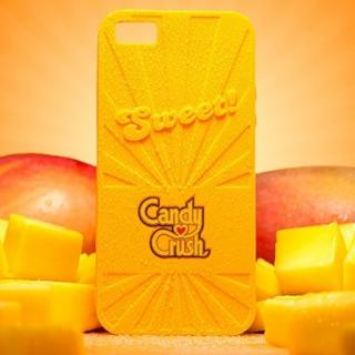 キャンディークラッシュ 香り付ケース マンゴー iPhone 6