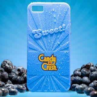 キャンディークラッシュ 香り付ケース ブルーベリー iPhone 6
