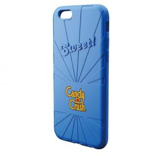 【iPhone6ケース】キャンディークラッシュ 香り付ケース ブルーベリー iPhone 6_1