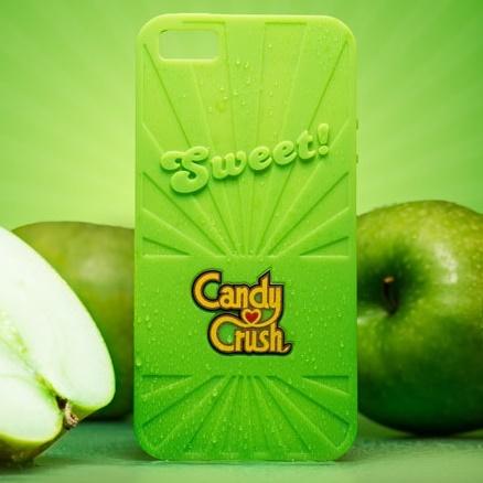 キャンディークラッシュ 香り付ケース アップル iPhone 6