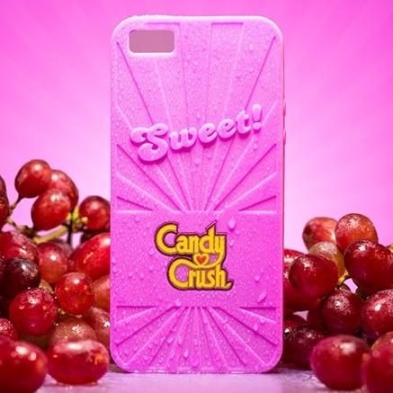 iPhone6 ケース キャンディークラッシュ 香り付ケース グレープ iPhone 6_0