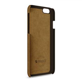 【iPhone6ケース】アルカンターラ使用 Moodz Touch キャメル iPhone 6_1