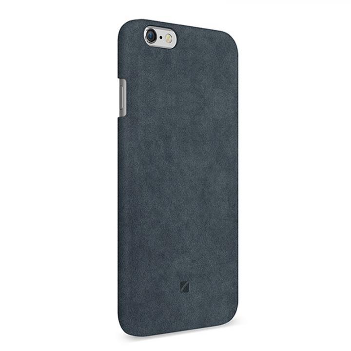 iPhone6 ケース アルカンターラ使用 Moodz Touch グレイ iPhone 6_0