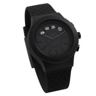 スマートフォン連動腕時計 COGITO POP ブラック