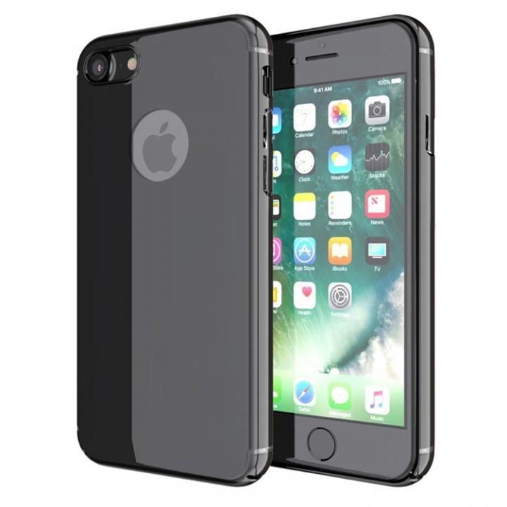 iPhone7 ケース 薄型 PCケース  Chroma ジェットブラック iPhone 7_0