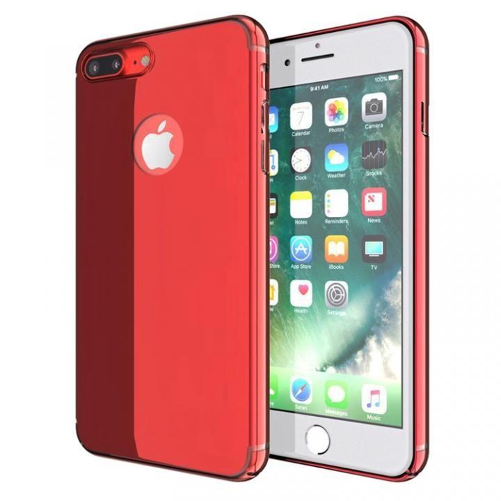 薄型 PCケース  Chroma レッド iPhone 7 Plus