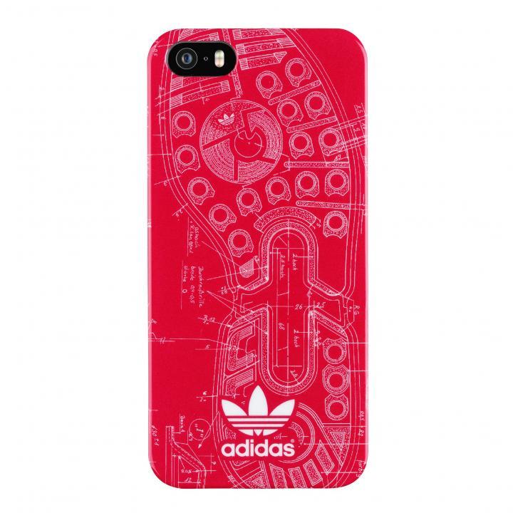 adidas Originals TPUケース Berry Sole iPhone SE/5s/5